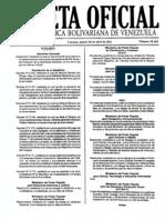 Decreto con Rango, Valor y Fuerza de Ley de Alimentación Para los Trabajadores
