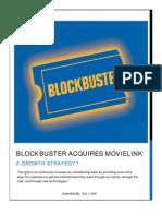 GR726 - Blockbuster