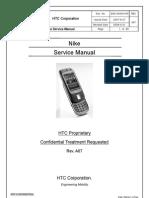 HTC Niki Service Manual