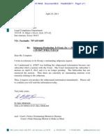 310-cv-03647-WHA Docket 36-2 Fax to AT&T 042511