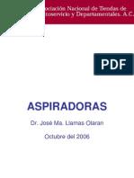 aspiradoras ANTAD