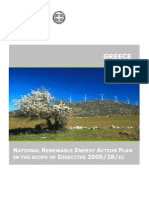GREEK NATIONAL RENEWABLE ENERGY ACTION PLAN IN THE SCOPE OF DIRECTIVE 2009/28/EC