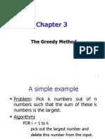 Chap 3 Greedy