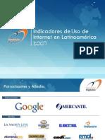 Informe Usos de Internet Latam v Web La Ti No America 3437