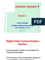 Digital Communication Chap 3