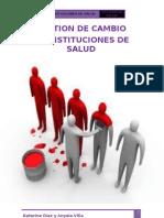 28 Gestion Del Cambio en Instituciones de Salud