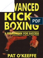 Advanced Kick Boxing