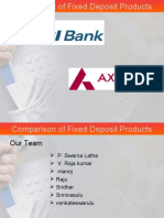 Fixrd Deposit
