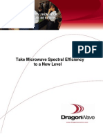 Dragon Wave Take Spectral Efficiency to a New Level