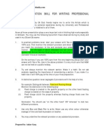 0 Some Law Exam Writing Tips