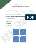 EPRG Orientation