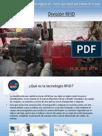 División RFID
