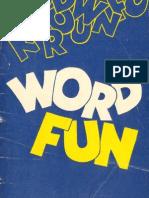 Word Fun - Otto de Costa