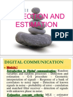 DC Digital Communication MODULE I