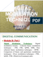 DC Digital Communication MODULE III PART1