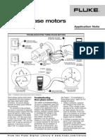 Three-phase Motor - Troubleshooting