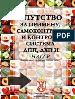 UPUTSTVO HACCP 2