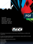 Utv Presentation