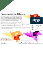 Démographie de Téhéran
