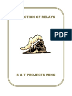Functions of Relays