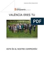 Programa Electoral Compromís per València (val)