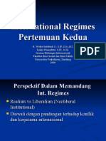 2 International Regimes