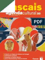 Agenda Cultural n.º 50 - Maio e Junho 2011