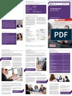 Tax Management Master Info Folder