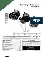 Briggs Straton 28N700-313700 Manual