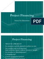 1Project Financing