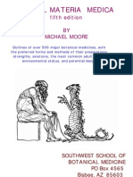 Herbal Materia Medica 5th Ed. by Michael Moore