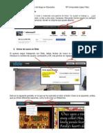 Desconectar Conectar Fotos Slide
