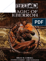 A Magic of Eberron