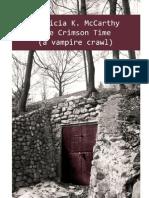 The Crimson Time (A Vampire Crawl)