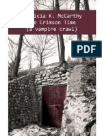 The Crimson Time (A Vampire Crawl)