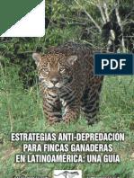 Estrategias anti-depredación para fincas ganaderas en LatinoAmérica - Una guía