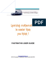 Fastmaths User