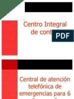 Centros Integrales de Control Ayuntamientos
