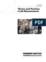 2582522 Theory and Practice of pH Measurement