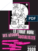 Le Livre noir des régions socialistes