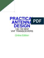 VHF Construction Antennas