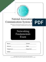 Networking Fundamentals Ques