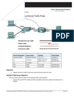 7 Diagramming Intranet Traffic Flows