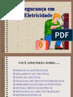 SEGURANÇA EM ELETRICIDADE  -  OESS