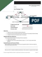 8. Evaluating the Prototype Test