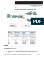 8 Diagramming Traffic Flows to and From Remote Sites