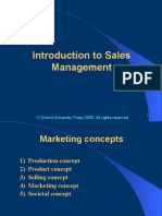 1Intro to Sales and Distribution Management