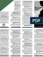 Fourteen Risks of Formula Feeding