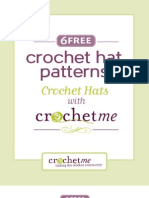 CrochetMe Crochet Hats