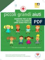 Manuale Disostruzione Croce Rossa Italiana